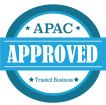 APAC approved trusted business